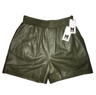 M Missoni Leather Short