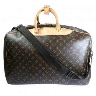 Louis Vuitton alize 2 pouch travel bag