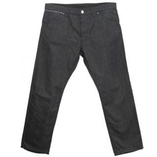 Louis Vuitton men's straight-leg jeans