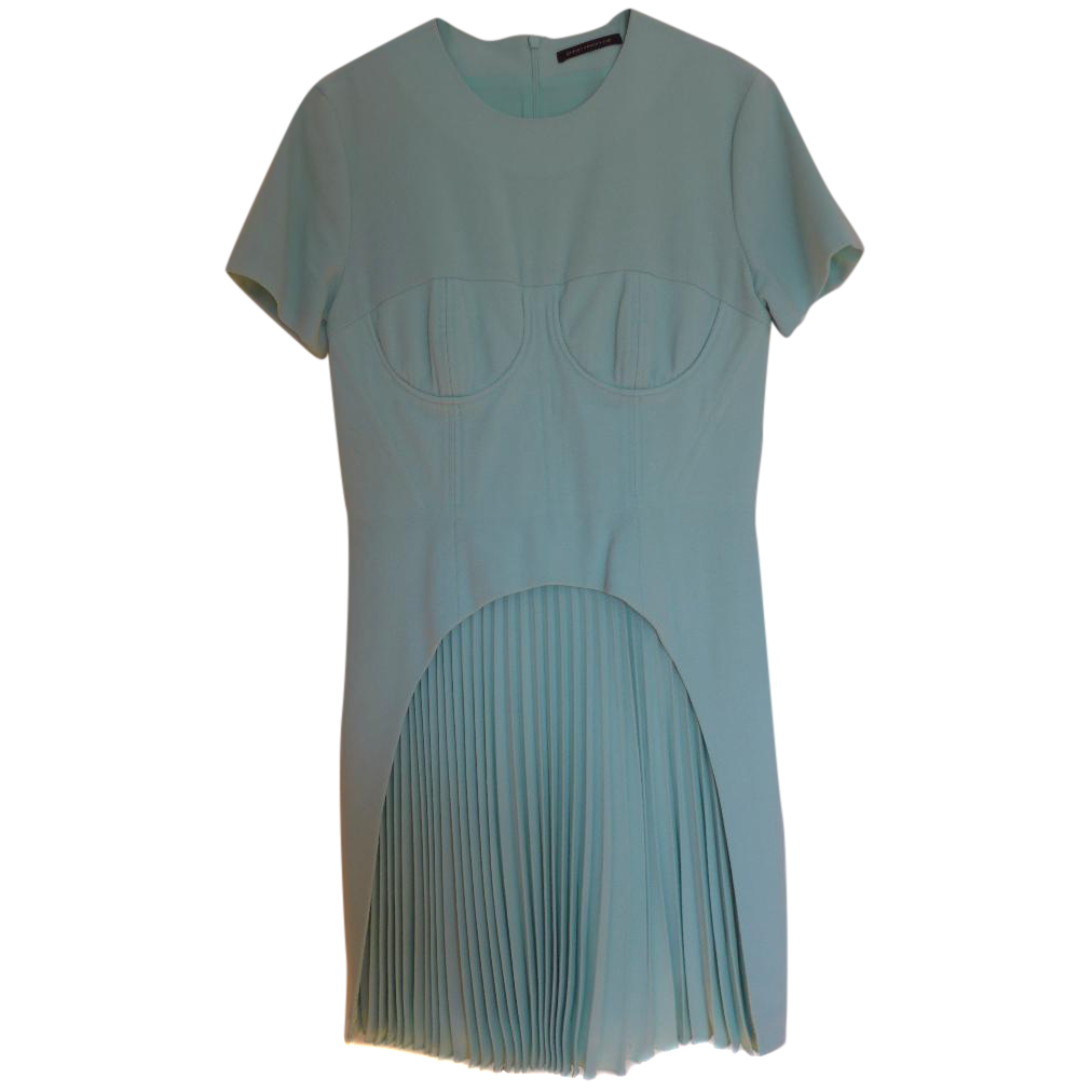 Christopher Kane Light Blue Dress