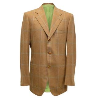 Kiton men's Cashmere blazer