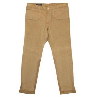 Gucci Men's Corduroy Trousers