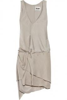 Acne Beige Taupe Colour Dress