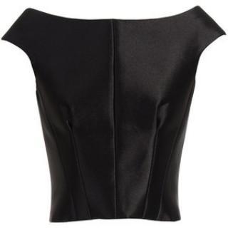 Balenciaga Short Sleeve Structured 'Casimir' Top