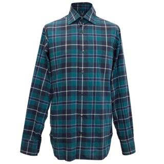 Asprey Checked Shirt