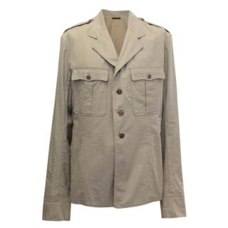 Alexander McQueen Safari Style Jacket