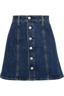 Alexa Chung for AG Denim Skirt