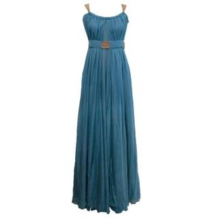 Amanda Wakeley Silk Flowing Gown