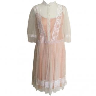 Alice by Temperly lace dress