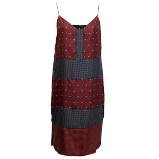 Rag & Bone Patterned Cami Slip Dress
