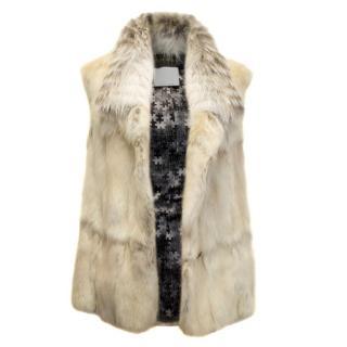Hockley Fur Gillet