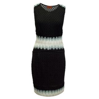 Missoni Knit Bodycon Dress