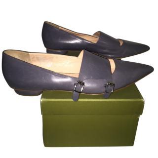 Rupert Sanderson flat shoes