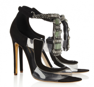Rupert Sanderson for Antonio Berardi Apex Pumps