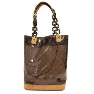 Louis Vuitton Sac Ambre MM Monogram Vinyl Tote