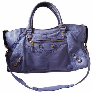 Balenciaga Mauve Bag
