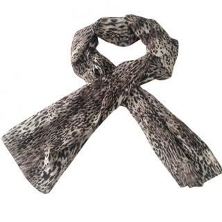 Hugo Boss silk scarf