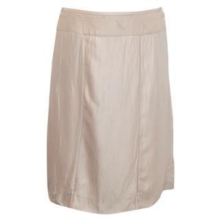 Louis Vuitton Beige Skirt