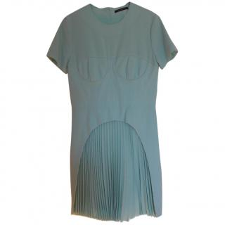 Christopher Kane Light Blue Dress