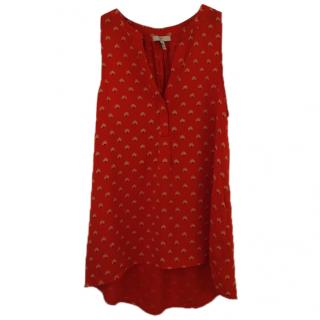 Joie silk blouse