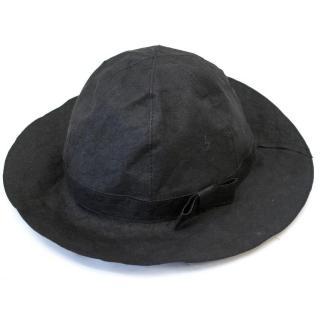 Comme des Garcons Paper Standing Brim Hat