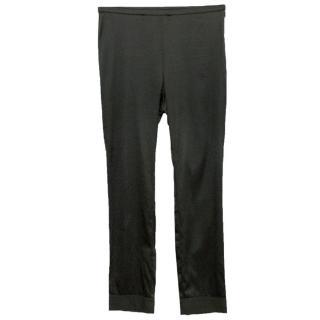 Easton Pearson Silk Stretch Trousers