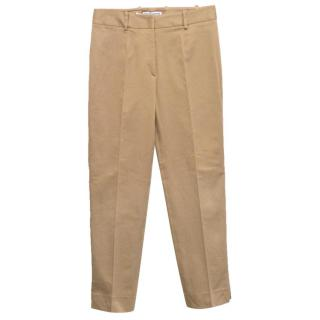 Dolce & Gabbana Tan Trousers