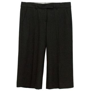Theory Black Culottes