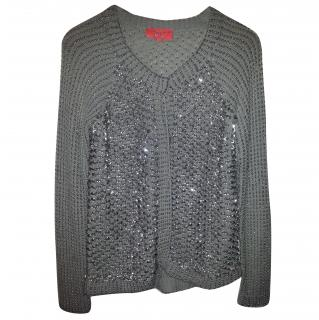 Manoush Beaded / Sequined Cardigan