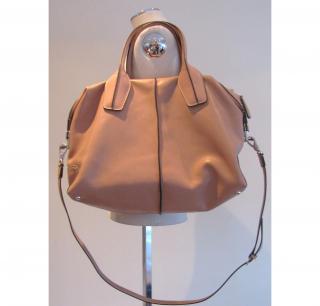 Tod's Pink/Beige Bag