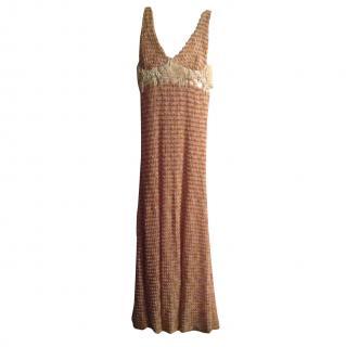 Missoni Evening Gown