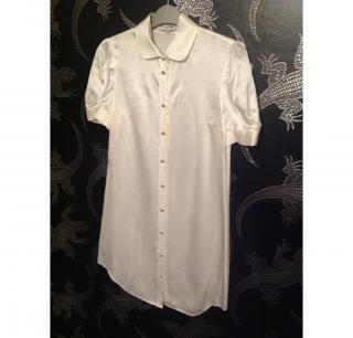 Paul & Joe Silk Shirt Dress