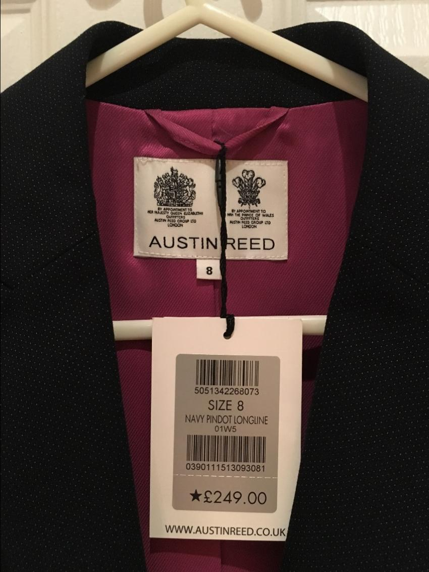 Austin Reed Suit With Trousers And Skirt Hewi