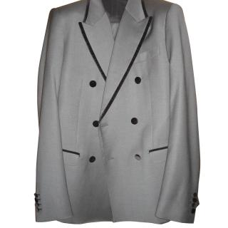 Tailored by Dolce & Gabbana Double Breast 3 Piece Tuxedo