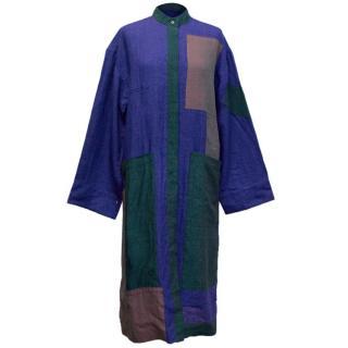 Acne Block Colour Monk Shirt Dress