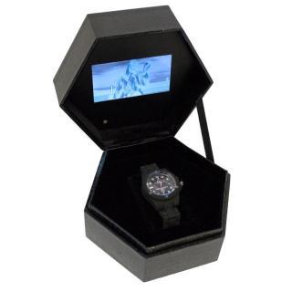 Phillipp Plein Destroyer II Focus Black Matte Watch