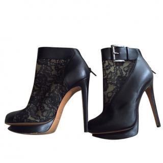 Nicholas Kirkwood Lace ankle boots