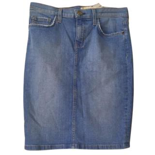 Current elliot denim skirt