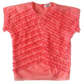 Acne frill top