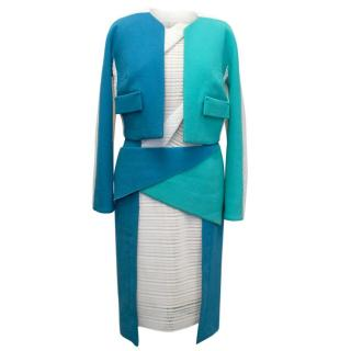 Roland Mouret Dress With Matching Jacket