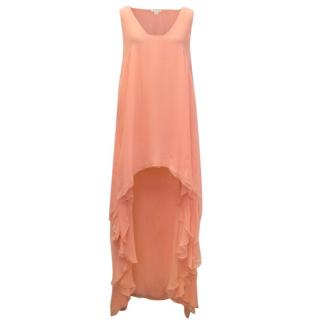 Antonio Berardi Salmon Pink Sleeveless Dress