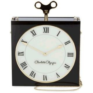 Charlotte Olympia Clock Bag