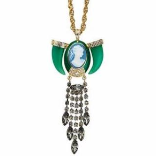 Mawi Cameo necklace