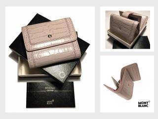 Montblanc continental purse wallet