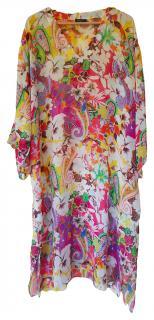 ETRO : New with tags, 100% silk Kaftan/Dress