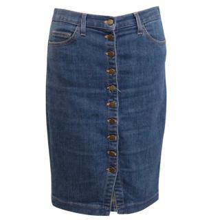 Current Elliott Denim Skirt