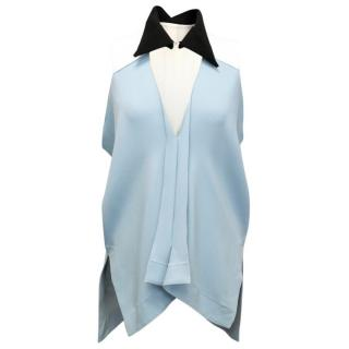 Roland Mouret Cut Out Blouse