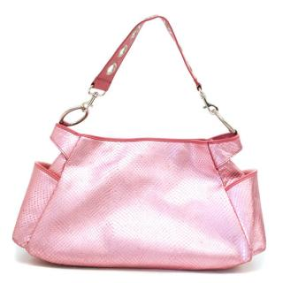 Matthew Williamson Pink Shoulder Bag