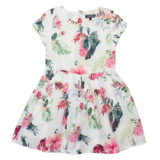 Tommy Hilfiger Girls Floral Dress