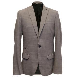 J. Lindeberg Grey Wool Jacket
